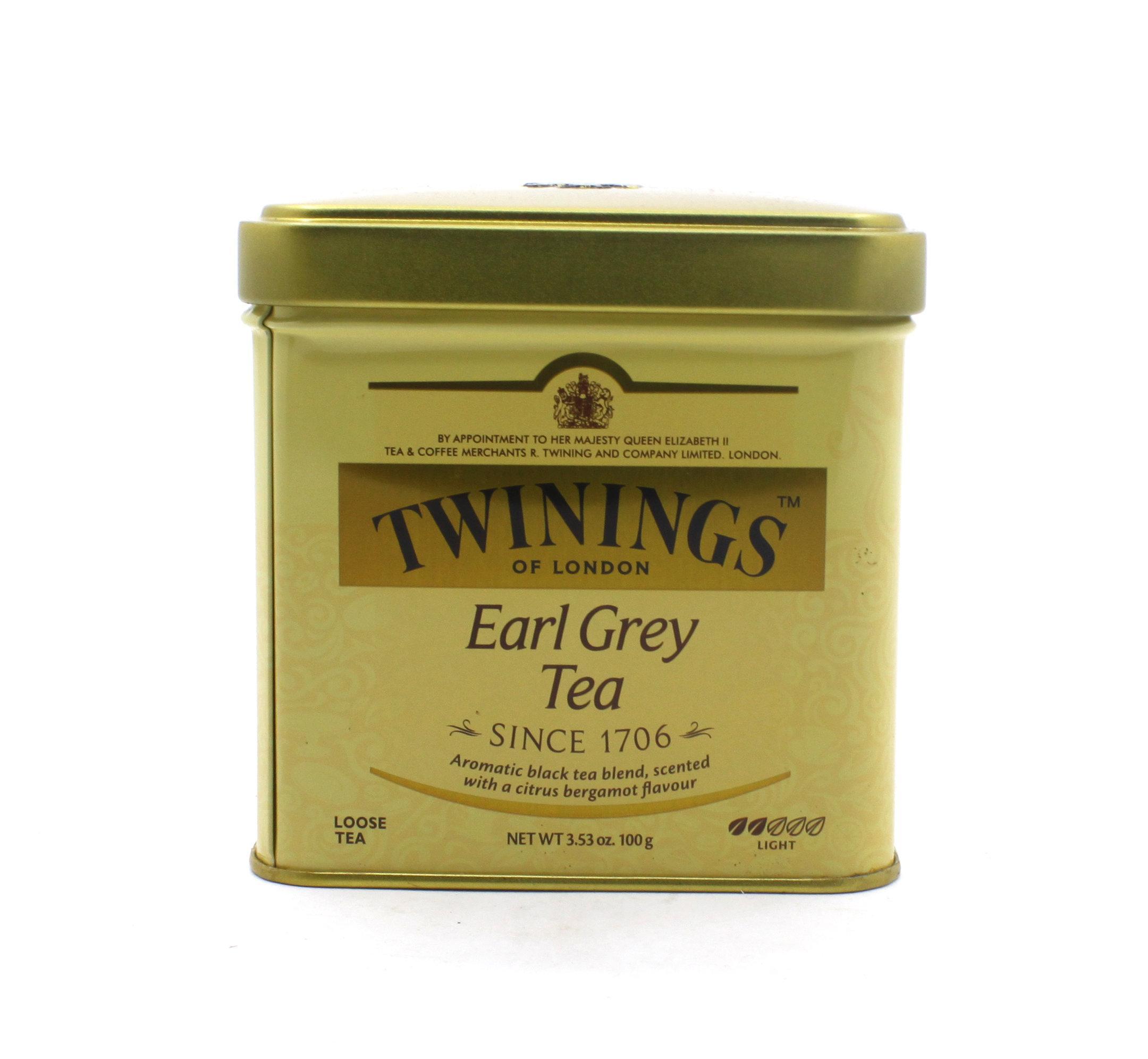 Чай черный Twinings Earl grey