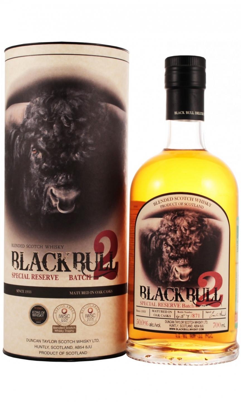 Виски Блэк Булл Спешиэл Резерв №2 / Black Bull  Special Reserve №2, Шотландия