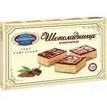 Торт Коломенское Шоколадница  240 гр.