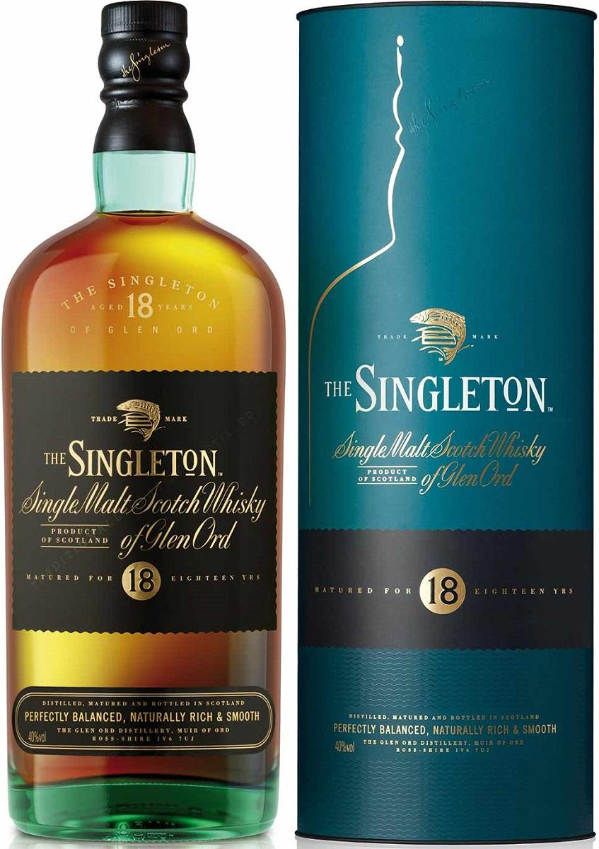 Виски Singleton 18 Years Old, Шотландия