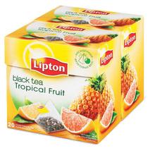 Чай черный Lipton Tropikal Fruit 20 пакетов