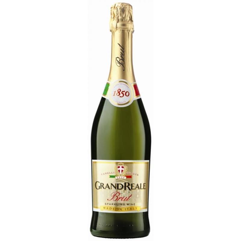 Игристое вино Gancia Grand Reale Дольче белое сладкое