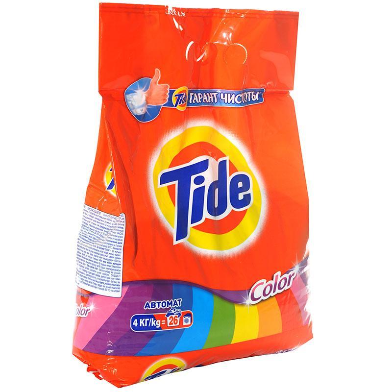 Стиральный порошок Tide Color автомат