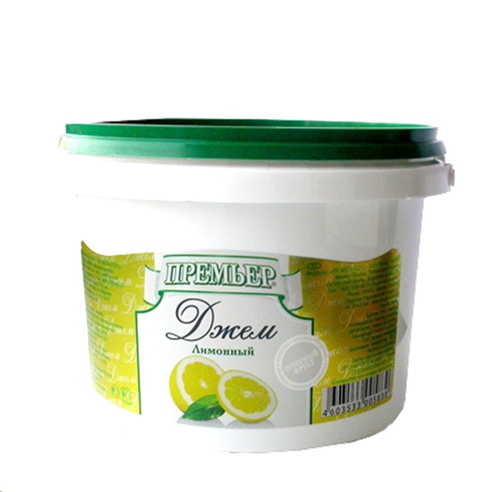 Джем Премьер Лимонный
