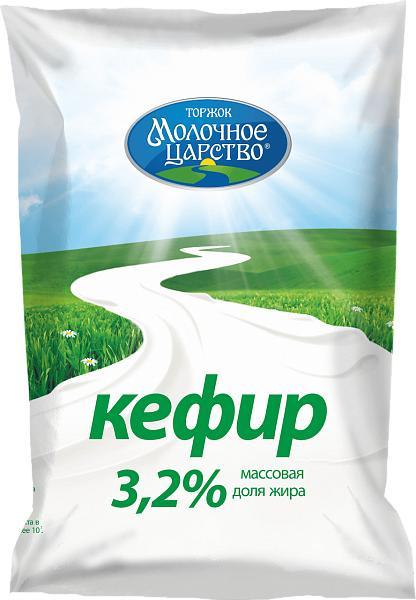 Кефир Молочное царство 3,2%
