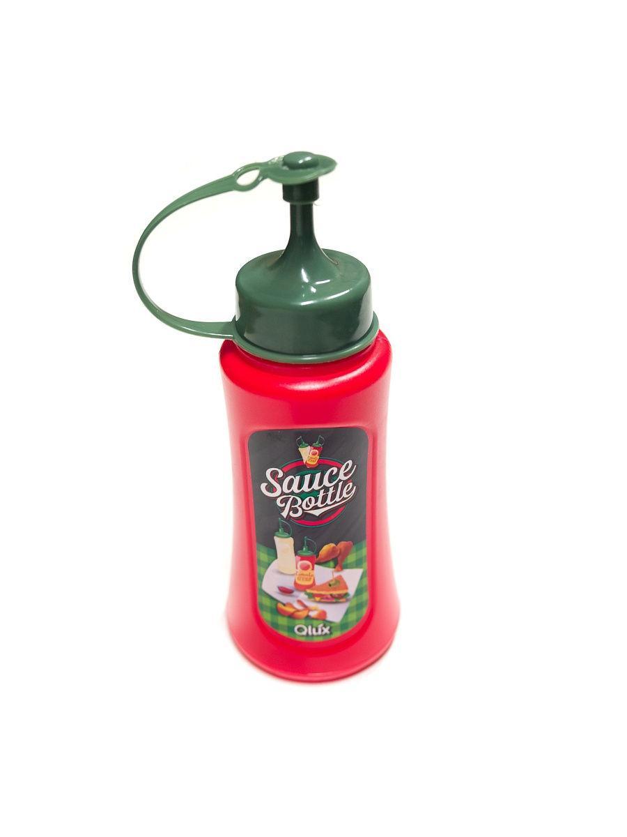Ёмкость для соуса 550мл. цвет красный