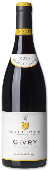Вино Живри Дудэ-Ноден , Франция