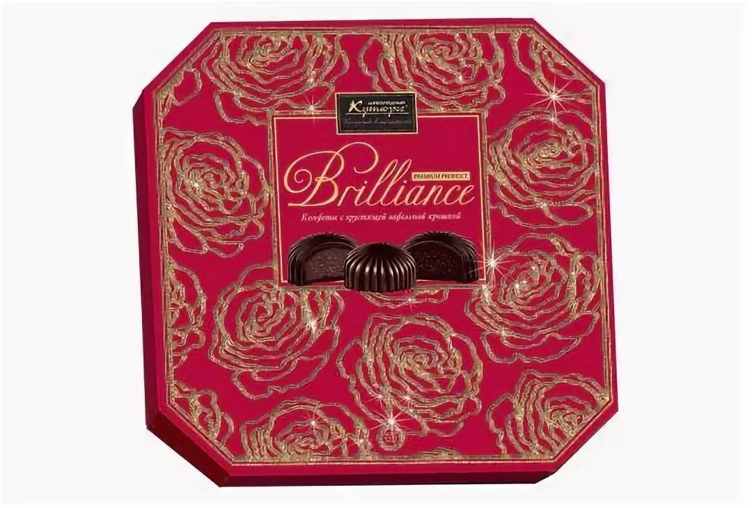 Конфеты Шоколадный Кутюрье Brilliance Sweets