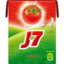 Сок J7 томатный 100% с мякотью