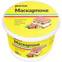 Сыр Pretto Mascarpone 80%