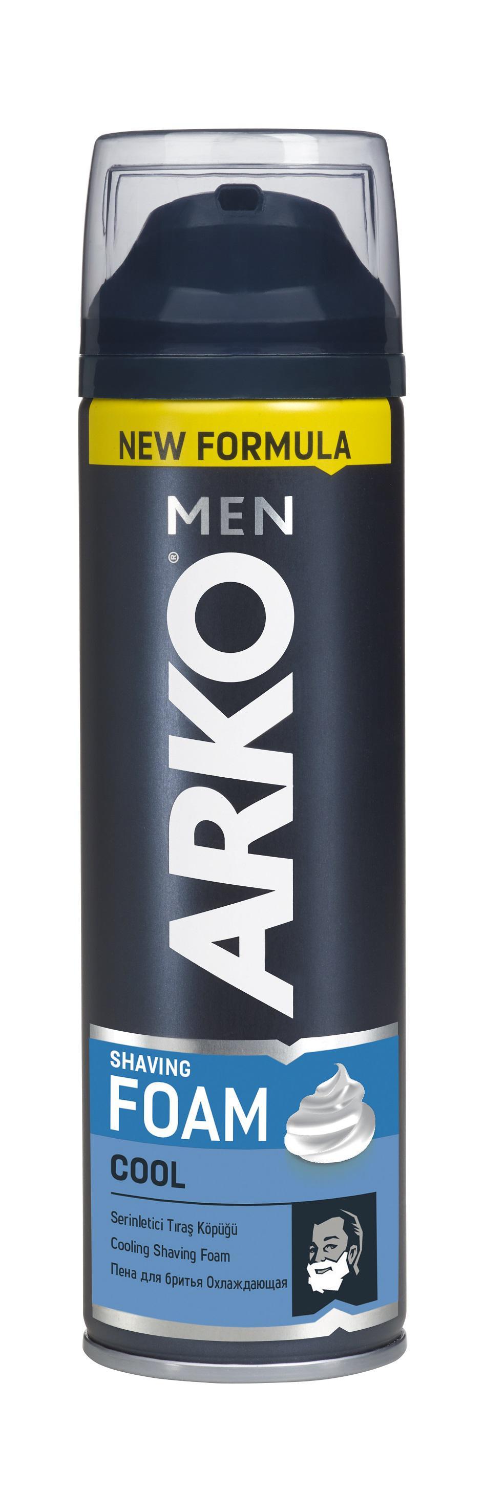 Пена для бритья Arko Men Cool