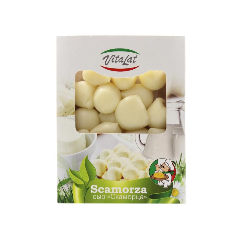 Сыр Vitalat Скаморца рассольный 40%