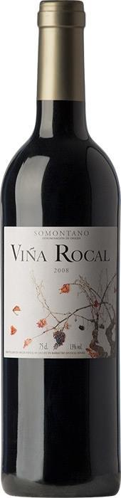 Вино Винья Рокаль Тинто / Vina Rocal Tinto,  Темпранийо, Каберне Совиньон, Мористель,  Красное Сухое, Испания