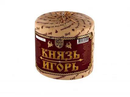 Сыр Сыр на весь мир Князь Игорь 50%