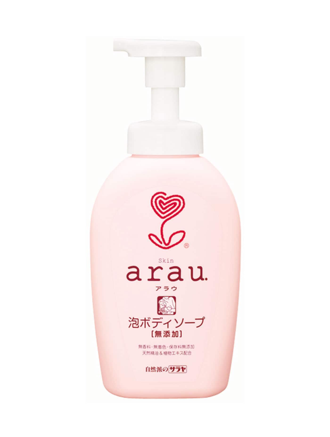 Шампунь для волос Saraya Arau пенный