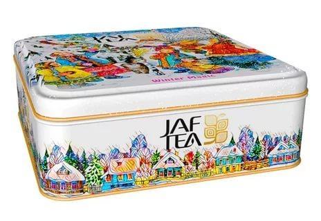 Чай Jaf Tea Зимняя магия черный