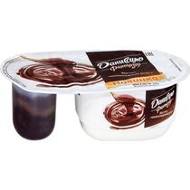 Йогуртный коктейль Даниссимо фантазия шоколад 6,9%