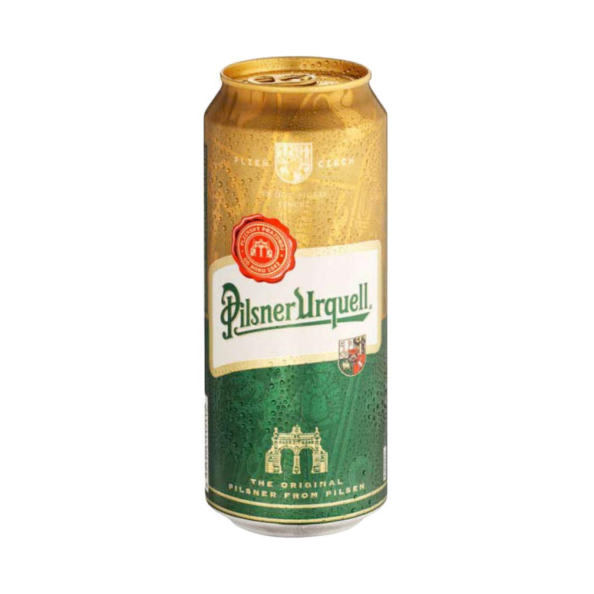 Пиво Pilsner Urquell светлое фильтрованное 4,4%