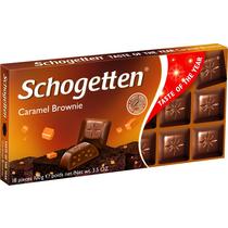 Шоколад Schogetten Молочный карамель 100 гр.