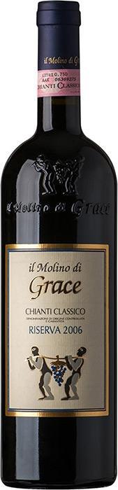 Вино Кьянти Классико Ризерва / Chianti Classico Riserva,  Санджовезе,  Красное Сухое, Италия