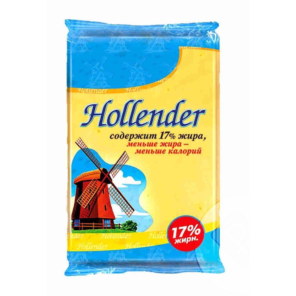Сыр Hollender Холлендер полутвердый 32%