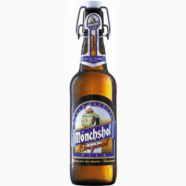Пиво Monchshof Original светлое 4,9%