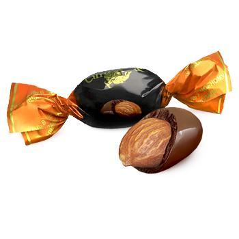 Конфеты Konti цельный орех
