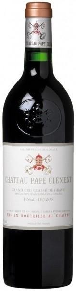 Вино Шато Пап Клеман Гран Крю Классе / Chateau Pape Clement Grand Cru Classe,  Мерло, Каберне Совиньон,  Красное Сухое, Франция