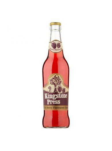 Сидр Kingstone press Wild berry flavoured 4%