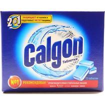 Таблетки для смягчения воды Calgon 2в1 12 шт.