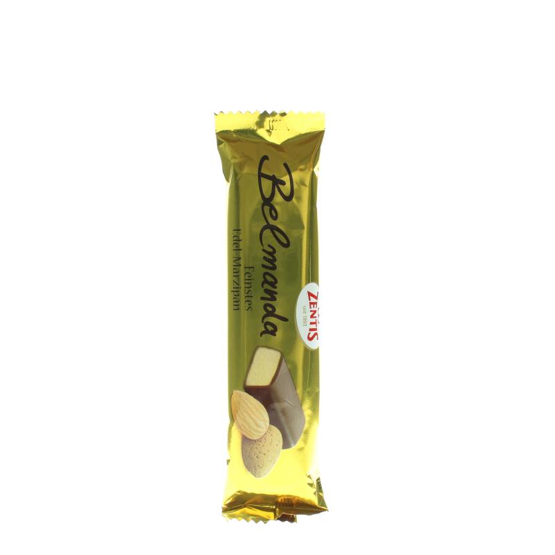 Шоколадный батончик Zentis Belmanda марципановый