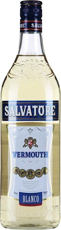 Напиток винный Vermouth Сальваторе белый