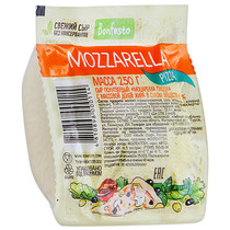 Сыр Bonfesto Mozzarella Pizza полутвердый 45%