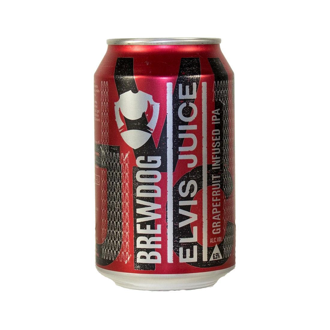 Пиво Brewdog Elvis Juice Cans 6,5%