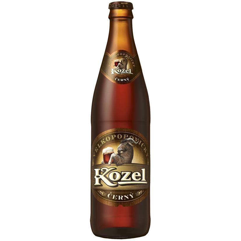Пиво Velkopopovicky Kozel Cerny 3,7%