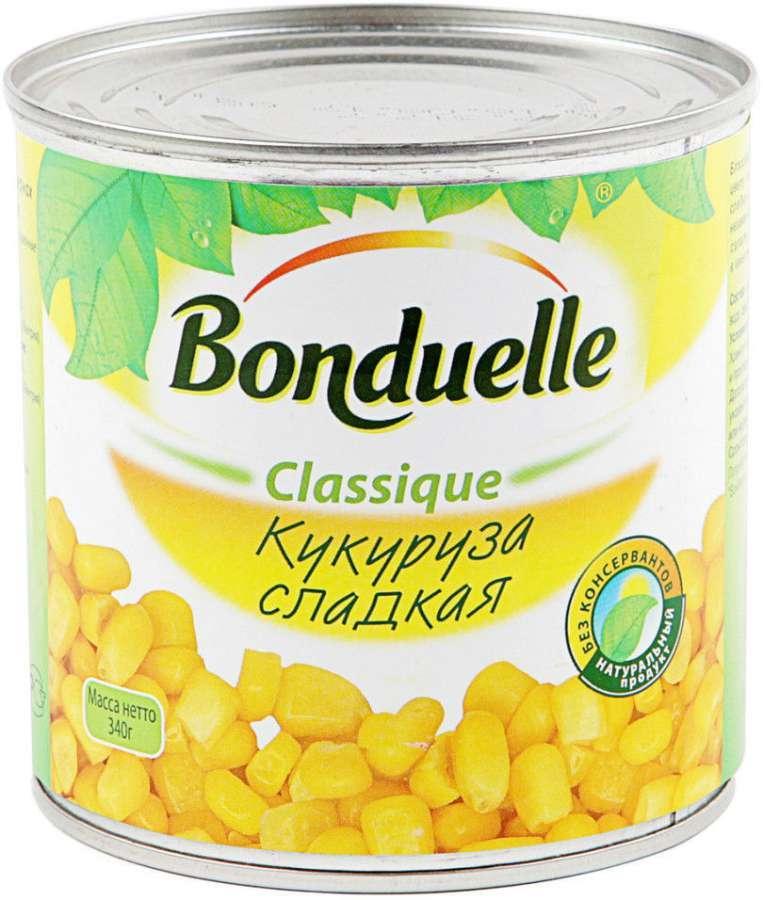 Кукуруза Bonduelle Classique сладкая