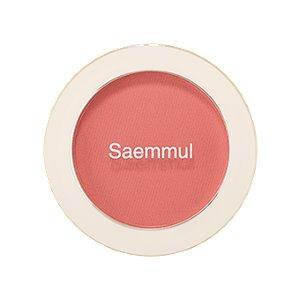 Румяна The Saem Saemmul Single Blusher CR02 Baby Coral