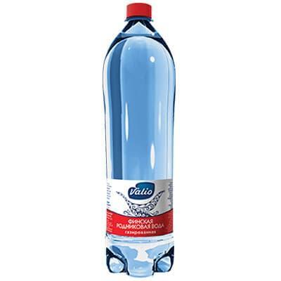 Минеральная вода Valio газированная
