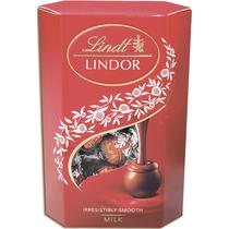 Конфеты Lindt Lindor из молочного шоколада с начинкой