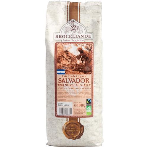 Кофе Broceliande Salvador в зернах 1000 г.