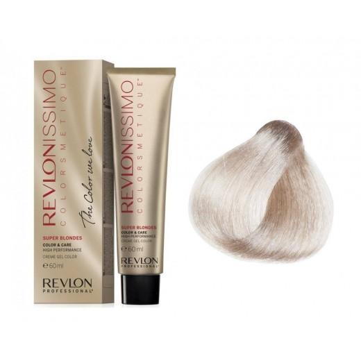 Краска для волос Revlon Professional Revlonissimo Colorsmetique 7.2 блондин переливающийся