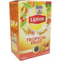 Чай Lipton Tropical Fruit черный листовой