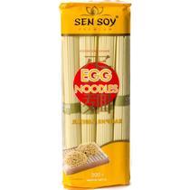 Лапша Sen Soy Egg Noodles яичная