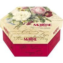 Чайный набор Maitre de The букет ассорти в пакетиках 120 гр