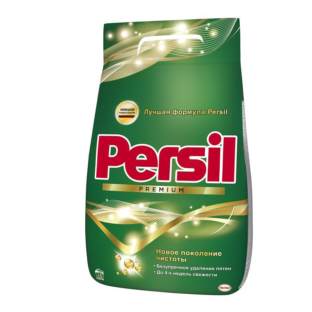Стиральный порошок Persil Premium для белого белья