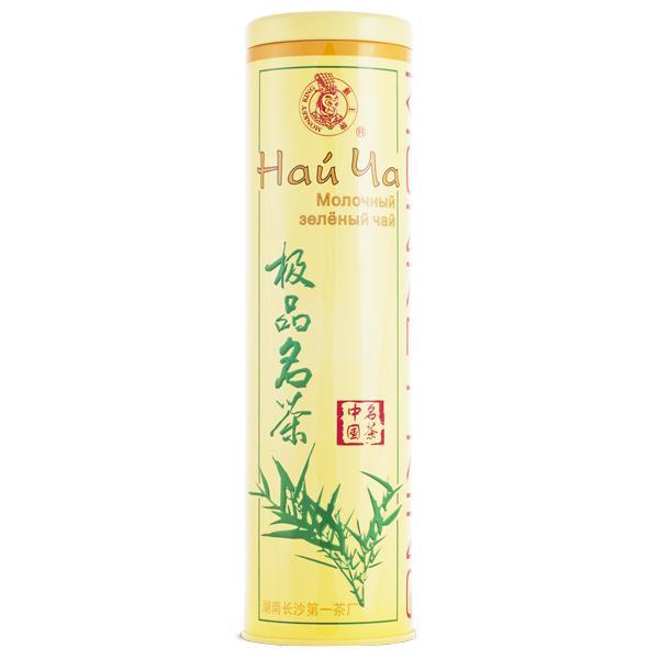 Чай Король Обезьян Най Ча зеленый молочный листовой
