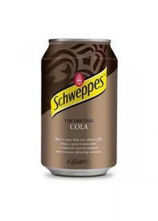 Газированный напиток Schweppes Original Cola