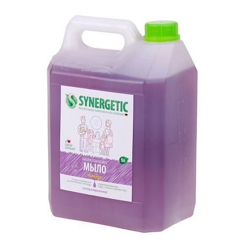 Мыло Synergetic Лаванда Жидкое