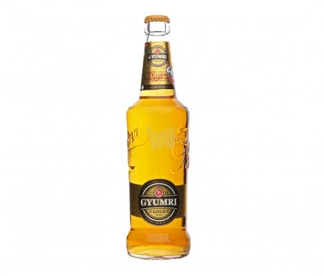 Пиво Gyumri Голд светлое 4,7%