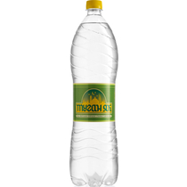 Вода минеральная Туган Як газированная столовая 1,5 л.